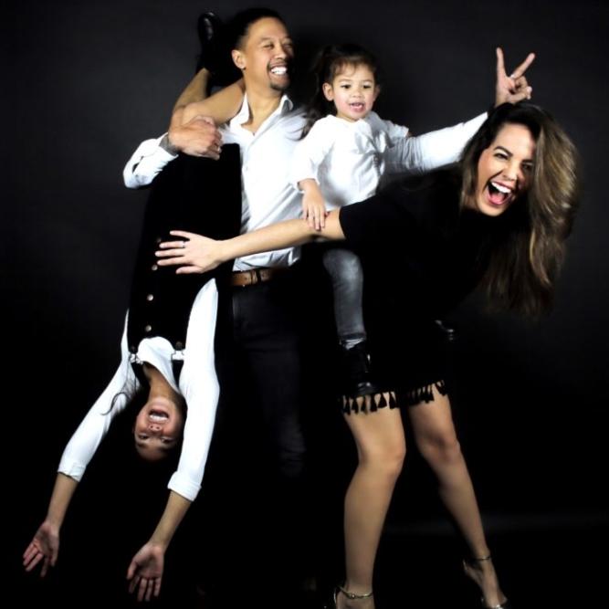 Fotoshoot familie Rotterdam
