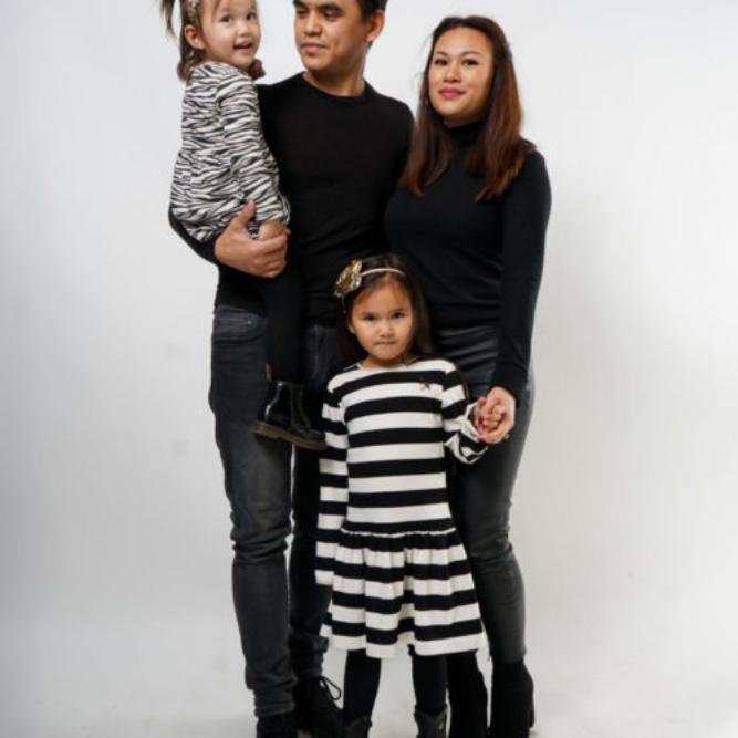 Familie Fotoshoot Rotterdam