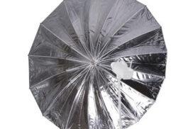 Jumbo Umbrella silver